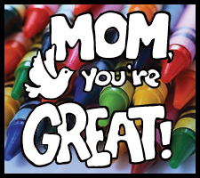 Make a Bookmark for Mom this Mother's Day