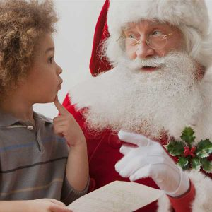 Santa's Schedule at the Lebanon Valley Mall
