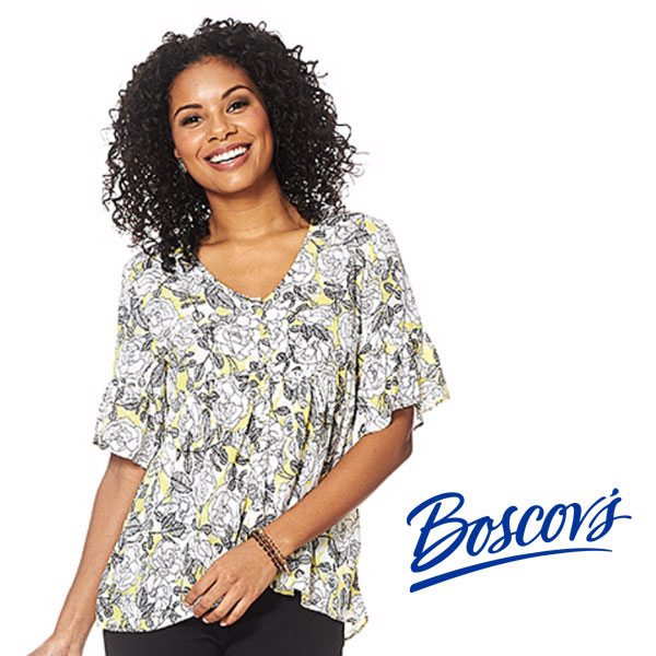 Shop our anchor store Boscov's for new spring fashions.