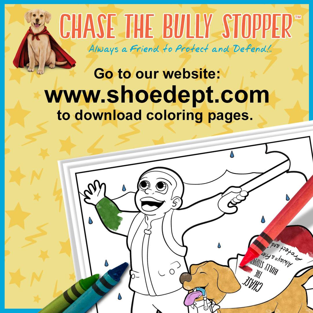 Download Your Chase the Bully Stopper Coloring Pages